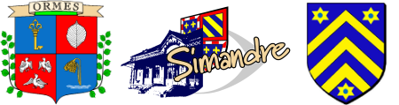 Bibliothèque intercommunale de Simandre, Ormes, La Frette